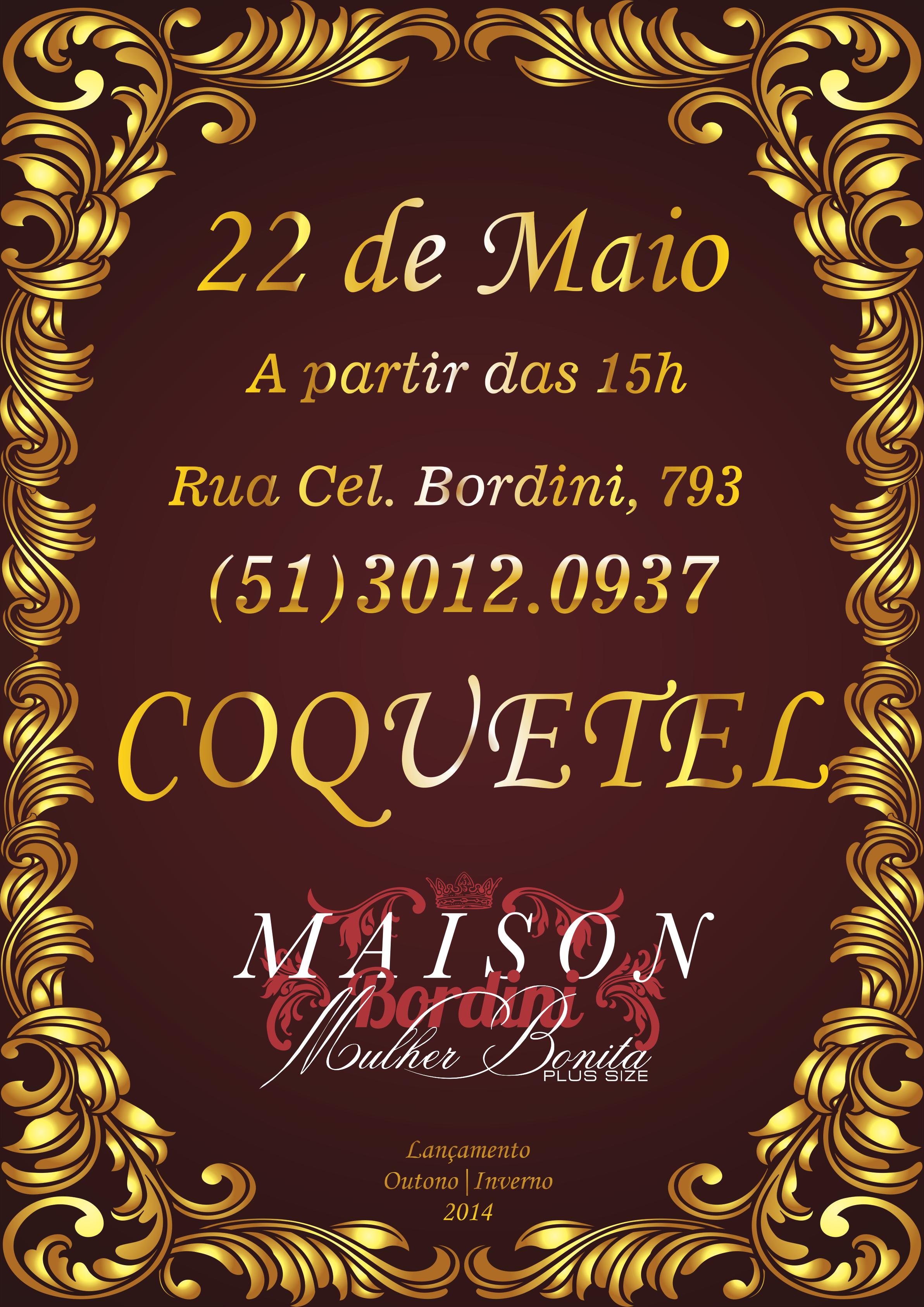 2422aac88bc1 Coquetel Mulher Bonita Plus Size 2014 | Mulher Bonita Blog