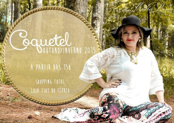 coquetel convite